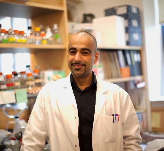 The project will be conducted by Dr. Cihangir Duy, above, whose research has revealed surprising new roles for the BCL6 oncogenic transcriptional repressor in the development and progression of leukemia.
